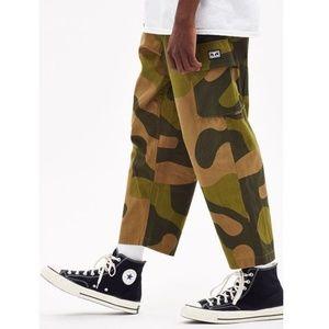 Obey Fubar Big Fits Cargo Pants NWT